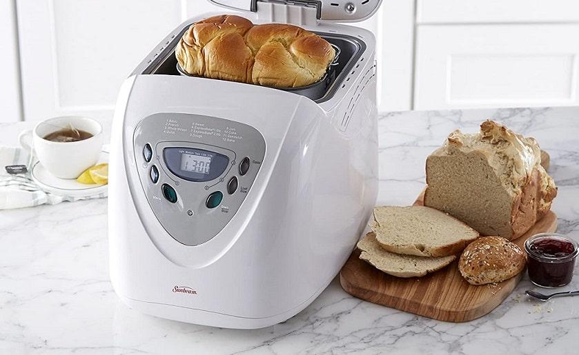 אופה לחם זול של Sunbeam