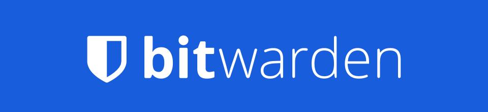 לוגו של מנהל סיסמאות BitWarden