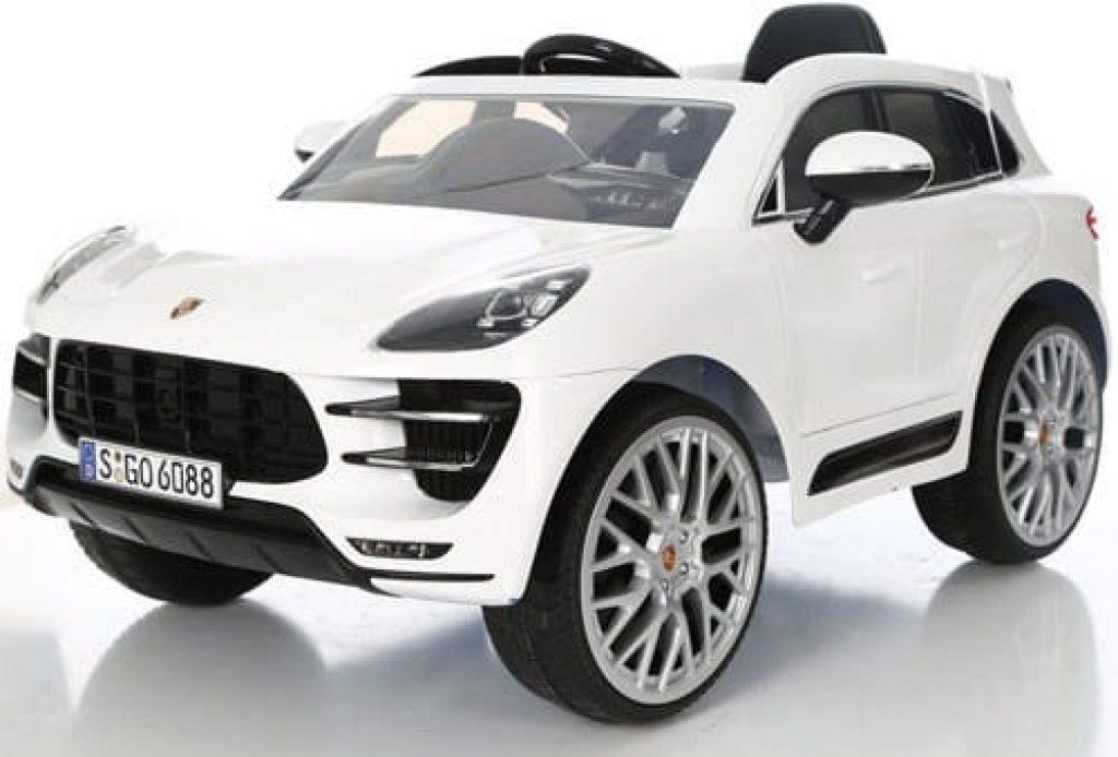 ג'יפ ממונע לילדים מפואר של Porsche