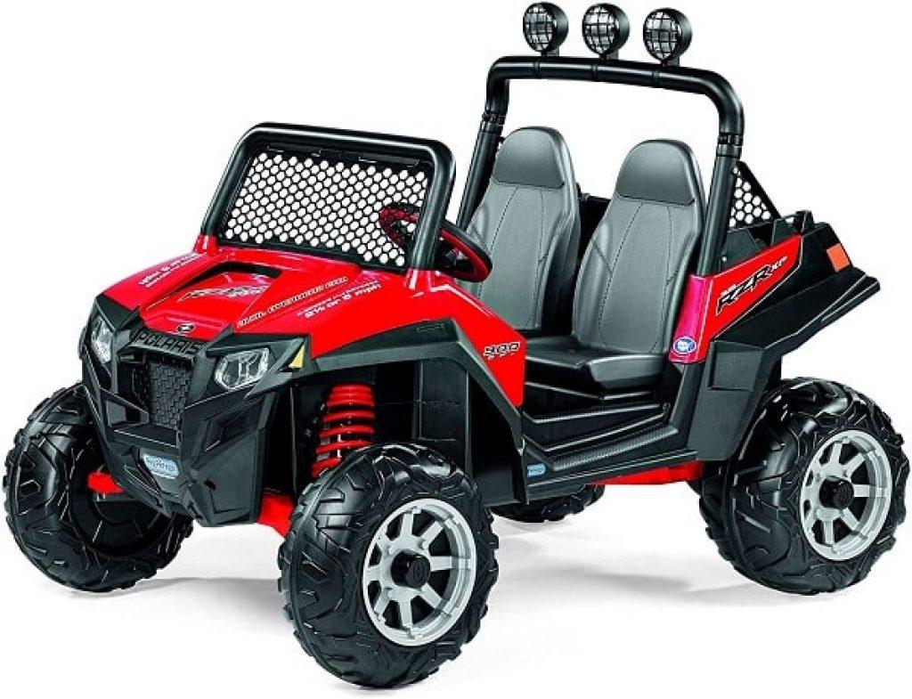 טרקטורון ממונע לילדים של חברת Peg Perego דגם Ranger