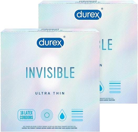 קונדומים אקסטרה דקים של Durex