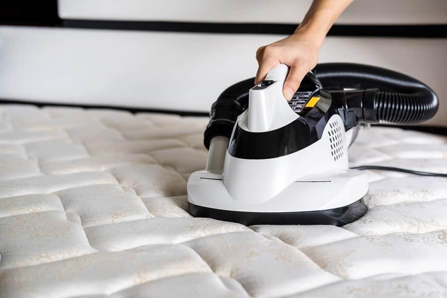 שואב אבק מנקה מזרון גדול