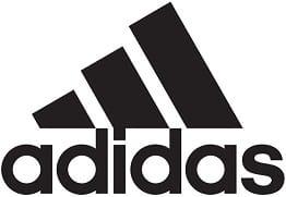 לוגו קטן של אדידס