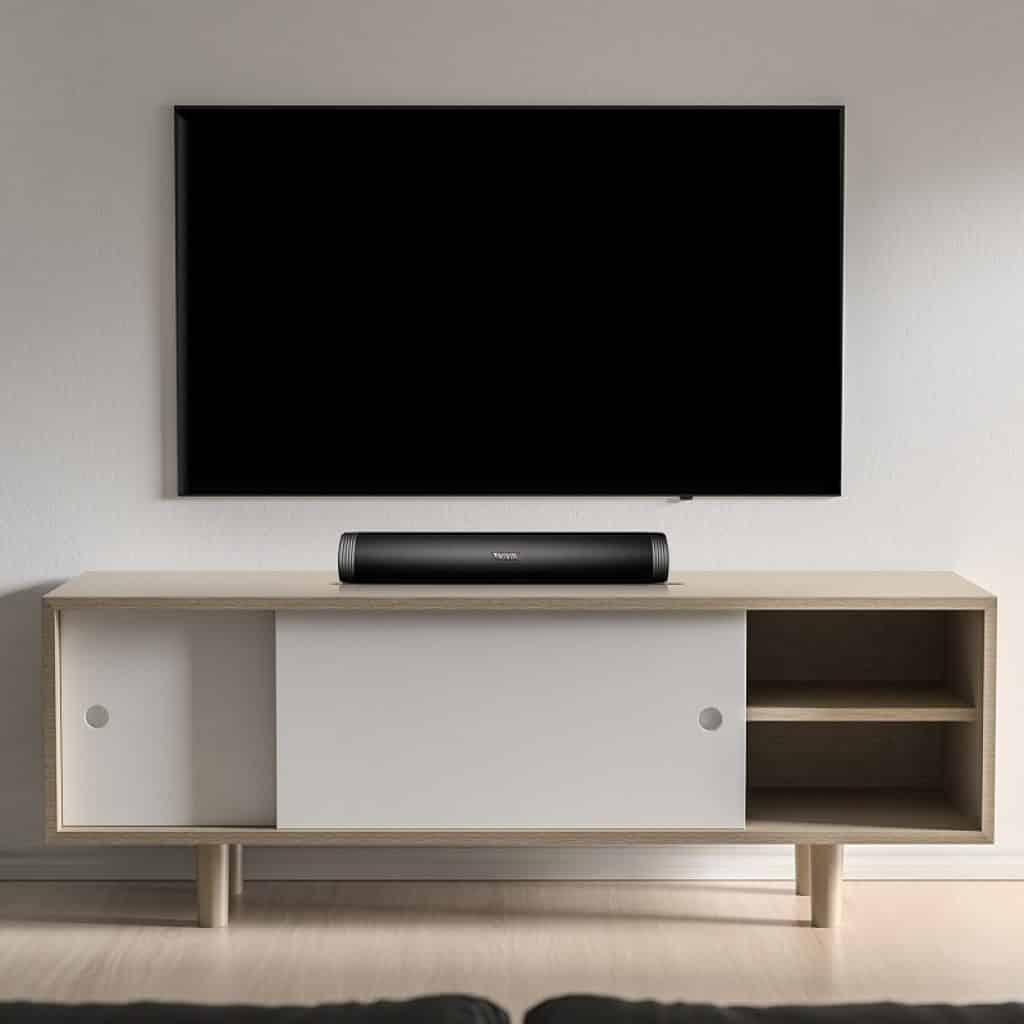 פינת טלוויזיה בעיצוב מודרני