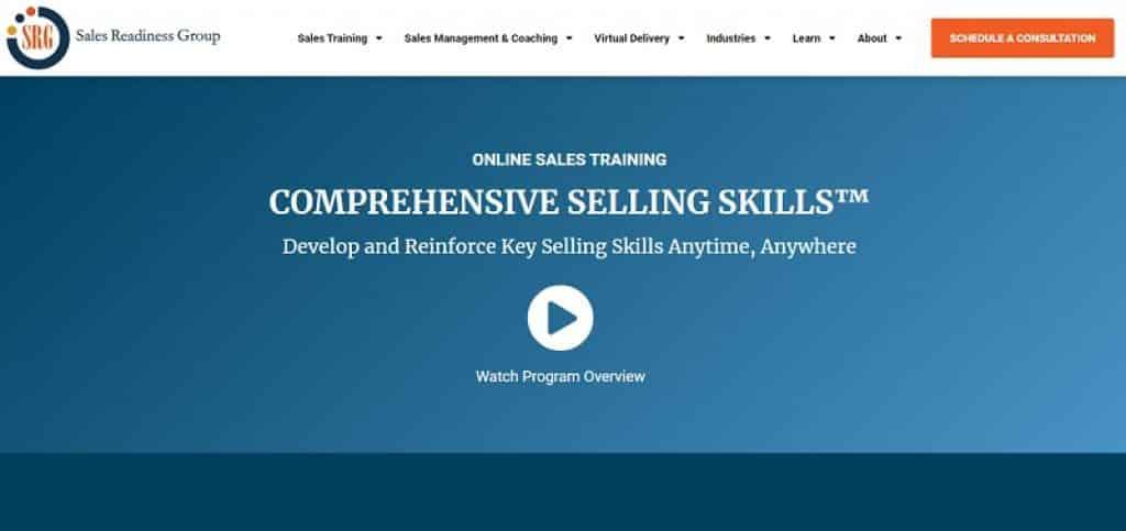 קורס מכירות מקיף ב-Sales Readiness Group