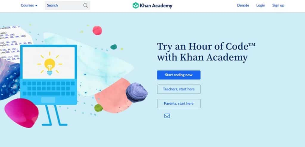 Hour of Code™ with Khan Academy