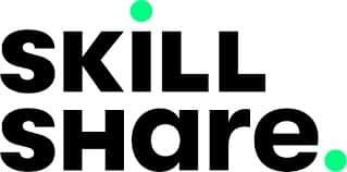 SKILL SHARE לוגו