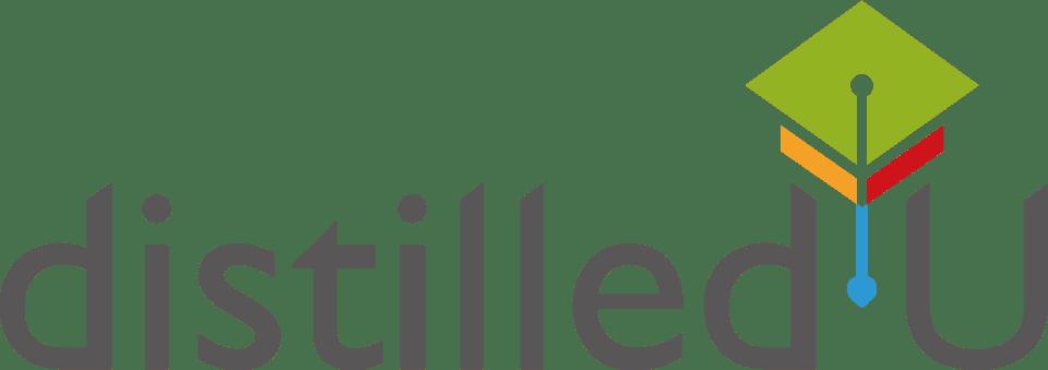 לוגו של DistilledU