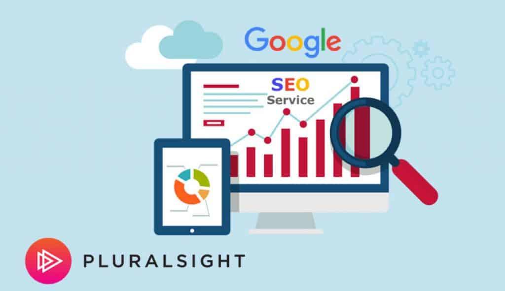 קורס לקידום האתר בגוגל של PluralSight